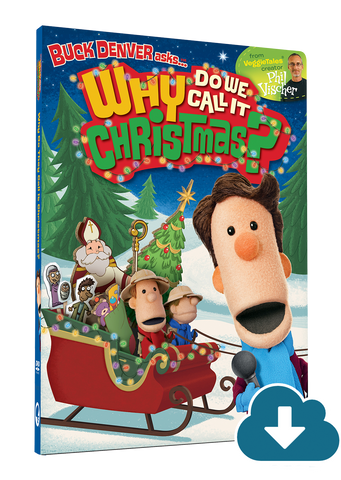 Why Do We Call It Christmas? - Digital Download