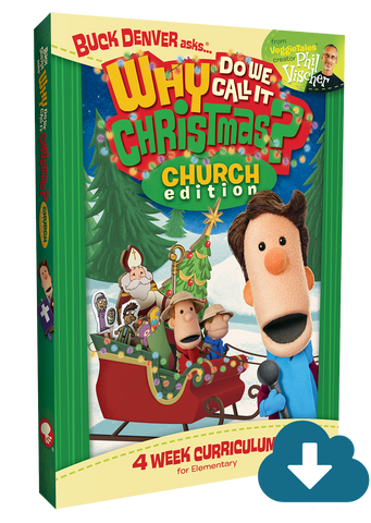 Why Do We Call It Christmas? Church Edition - Digital Download