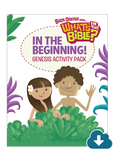 Genesis Activity Pack - Digital Download