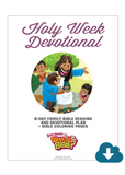 Holy Week Devotional - Digital Download