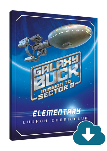 Galaxy Buck Elementary Curriculum - Digital Download