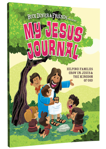 My Jesus Journal
