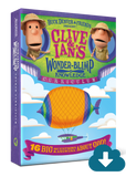 Clive & Ian's Wonder-Blimp of Knowledge Curriculum - Digital Download