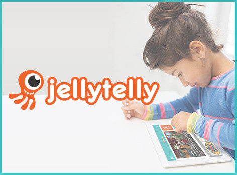 JellyTelly Annual Subscription