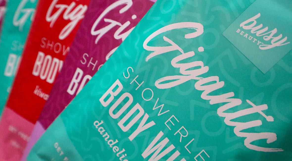 Big Size Body Wipes to clean your entire body without the need to take a shower