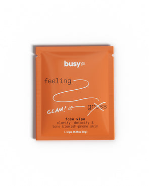 Clarify & Cleanse Facial Serum Pads