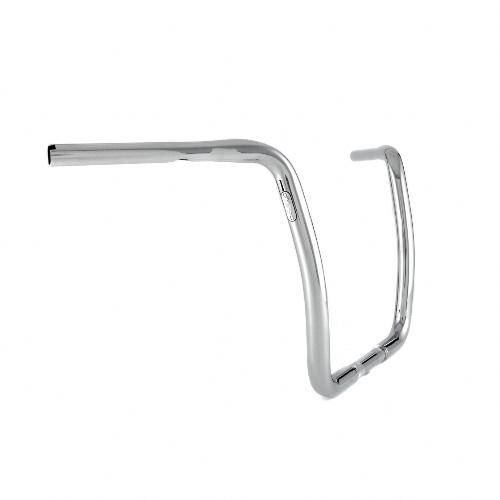 Flying Ape 1.25'' 12'' Stepped Chrome Throttle By Wire