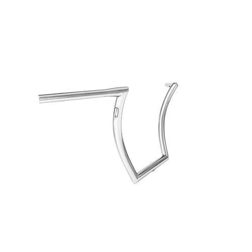 Menace Ape 1.25'' 14'' Chrome Throttle By Wire