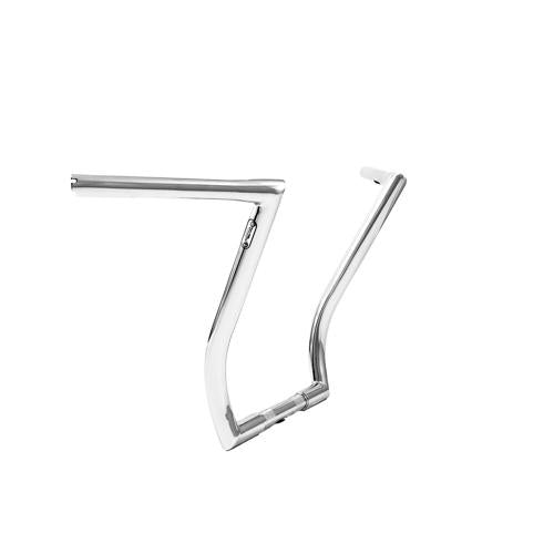 Panty Dropper 1.25'' 14'' Stepped Chrome Throttle By Wire