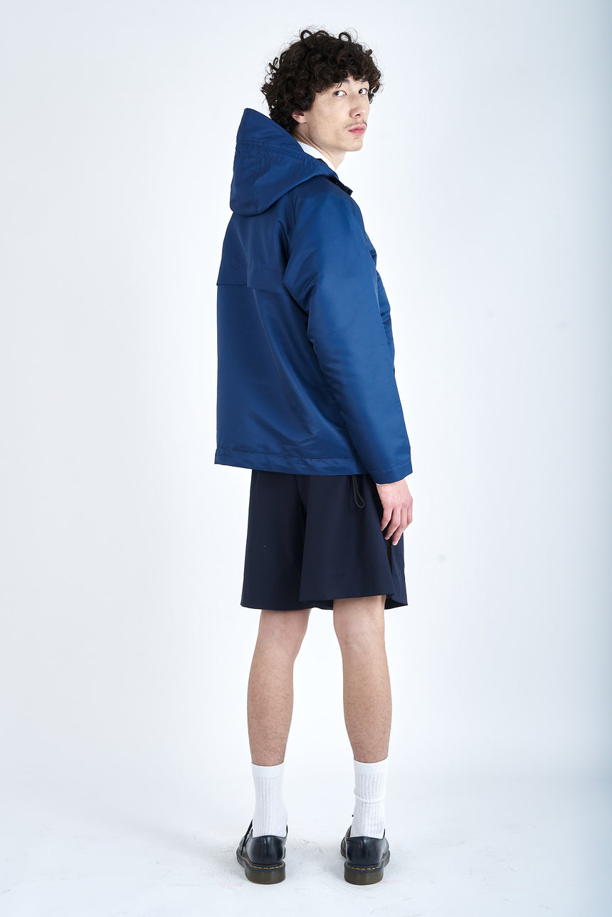 Windbreaker Recycled Navy