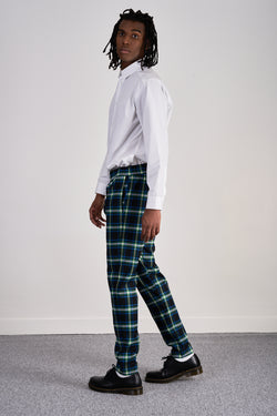 "Jogger Pants ""Electric Check"""