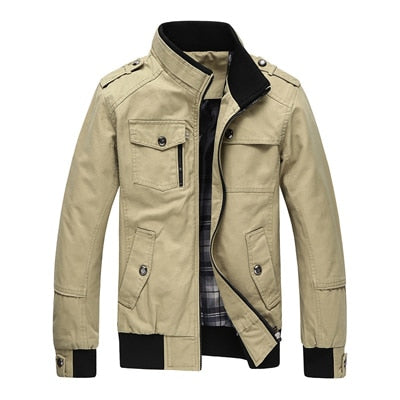 Men's Jacket Spring Army Military