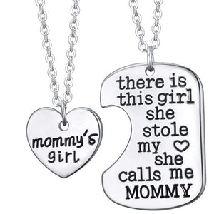 Mommy's Girl Charm Pendant