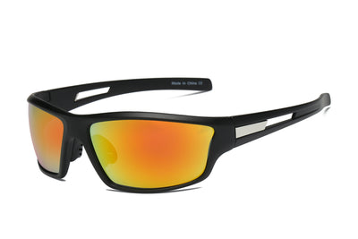 HD Fashion Mirrored Sunglasses for Fishing Driving Cycling with UV Protection