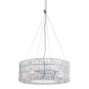 Zuo Jena Ceiling Lamp Chrome