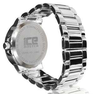 Silver Diver Bezel Watch