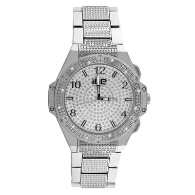 Silver Classic Watch