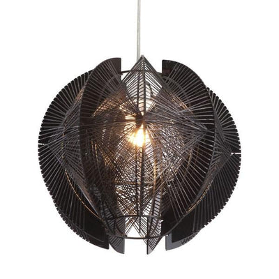 Zuo Centari Single Ceiling Lamp Black