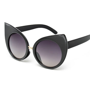 Fashion Exaggeration Cat Eye Sunglasses