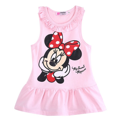 100% cotton Fashion Baby Dress