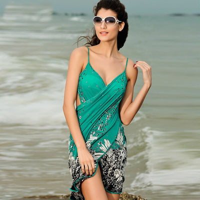 2019 New sexy beach dress | 2019 Nouvelle robe de plage sexy