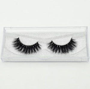 3D Mink Lashes Eyelash Extension 100% Handmade | Extension de cils vison 3D 100% fait main