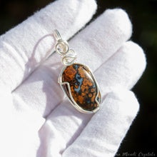 Load image into Gallery viewer, Hungarian Agate Necklace | Agate Crystal Pendant