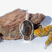 Load image into Gallery viewer, Stromatolite Pendant |  Spiritual Jewelry