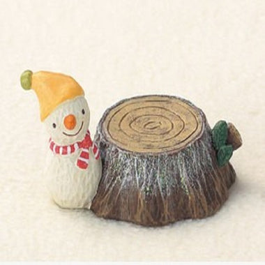 A14873 Christmas cute resin craft set of 1