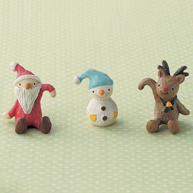 A14884 Christmas cute resin craft set of 1
