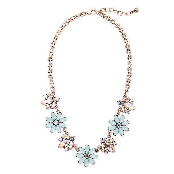 A14805 fashion statement necklace