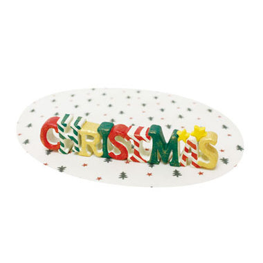 A14859 Christmas cute resin craft set of 1