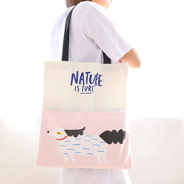A15066 canvas bag