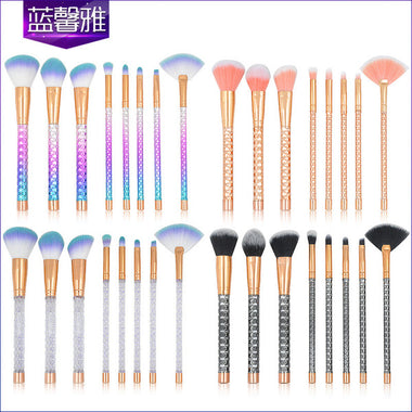 A14734 Makeup Brushes Set