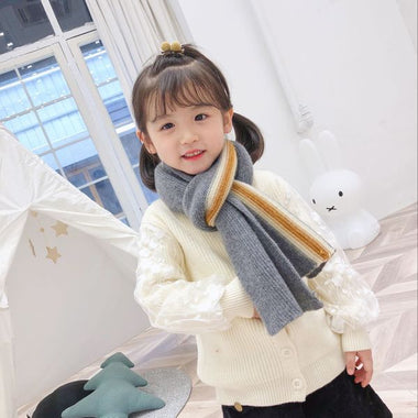 A15037 children kis scarf
