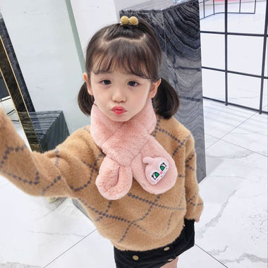 A15051 children kis scarf