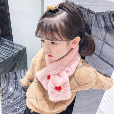 A15036 children kis scarf