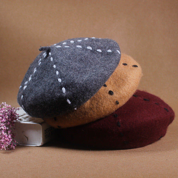 A14587 fashion hat
