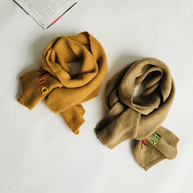 A15028 children kis scarf