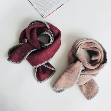 A15048 children kis scarf