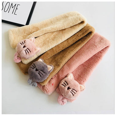 A15032 children kis scarf