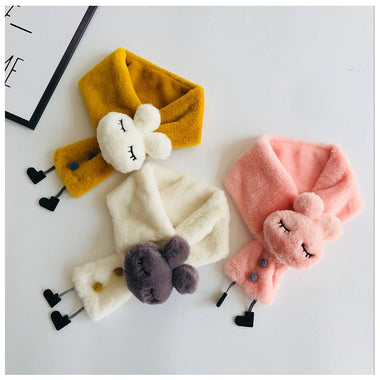 A15045 children kis scarf