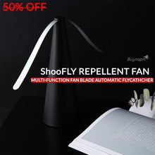 Load image into Gallery viewer, ShooFLY REPELLENT FAN - DEFIFY