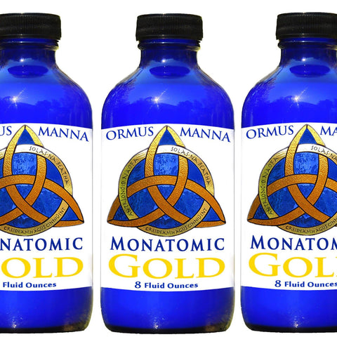 Pink Monatomic Gold Ormus Manna (HIGH POTENCY) All Natural Ormus Energy Supplement A+