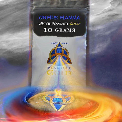 ORMUS GOLD POWDER (10g, 20g, 30g) Most Potent Ormus, Wholesale price for a limited time!