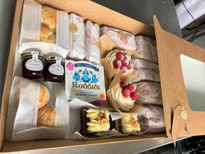 Boxed Afternoon Teas delivered to your door Derby & Nottingham