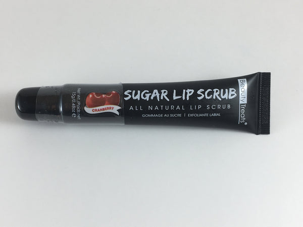 BEAUTY TREATS Sugar Lip Scrub Tube