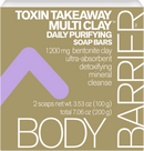 Toxin Takeaway Multi Clay