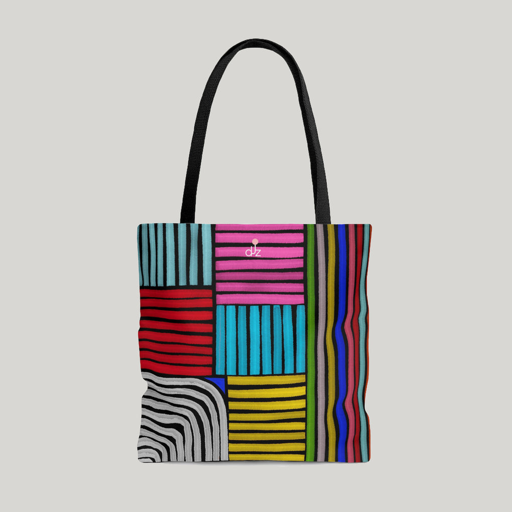 LINES TOTE