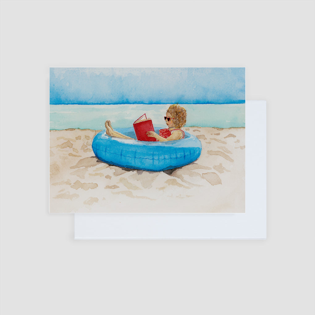 MY DREAM SUMMER ARCHIVAL GICLEE ART PRINT